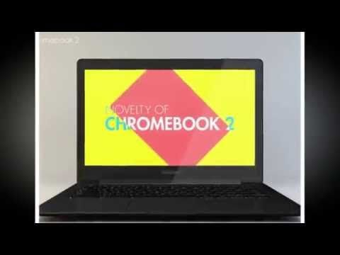 Samsung Chromebook 2 13 Inch, Luminous Titan