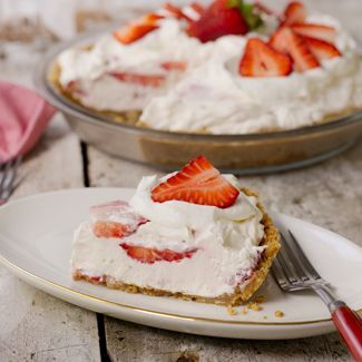 Strawberry Icebox Pie — David Venable's Recipes — QVC Recipes — Kitchen & Food — QVC.com