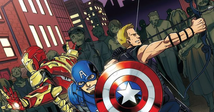 Youve seen Earths Mightiest Heroes face off against a raging zombie virus  now go back to the beginning in this special prelude issue of the epic manga adaptation! The Avengers risk their lives to make the world a safer place for all oftentimes suffering severe injury and great loss. When Tony Stark faces a more personal threat  one leveled against Pepper Potts  the risk is too great to ignore and hes forced to act fast. What lengths will Tony go to in order to keep Pepper safe? Iron Man is…