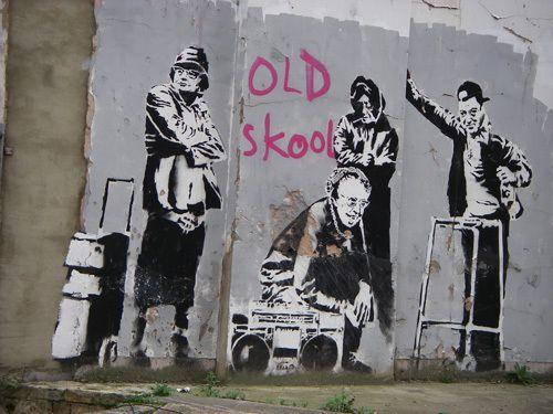 Banksy - Clerkenwell Road Art Print by Banksy at King & McGaw