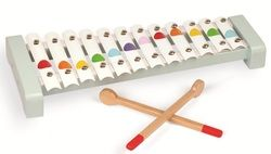 Janod Metal Xylophone $26.99 - from Well.ca