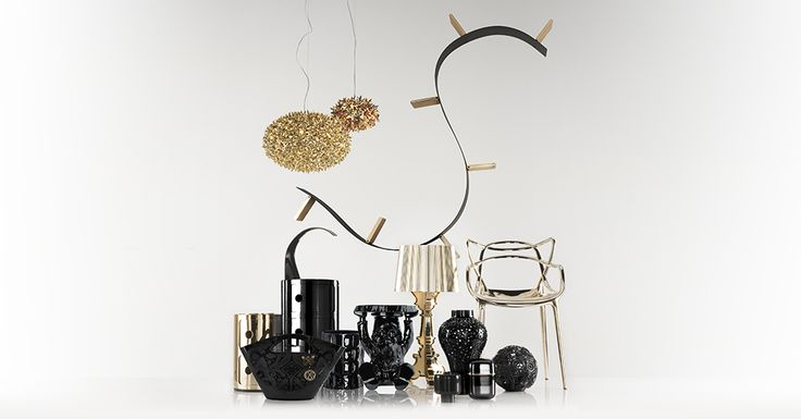Kartell Scent of Xmas 2015 - Noir Collection