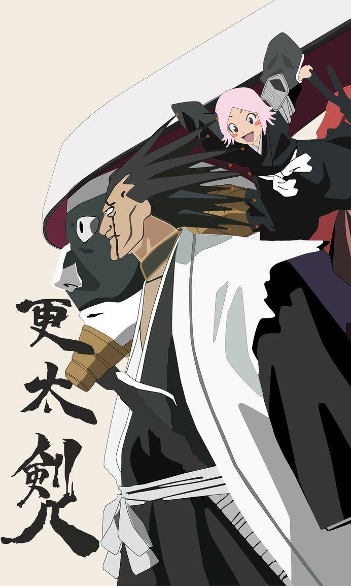 Kenpachi Zaraki Is The Current Captain Of