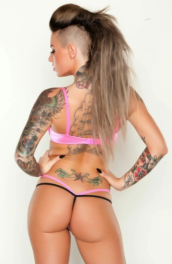 sexy christy macke hot tattoo tattoo 18 body art tattoo girls