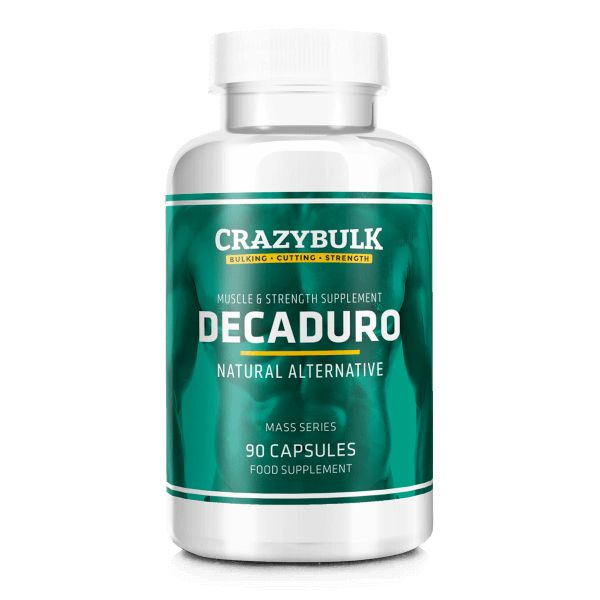 Quality muscle gains, increased strength and endurance, fast recovery, joint pain relief, bulking and cutting. DecaDuro is a fully legal and safe alternative to Deca-Durabolin, one of the most popular bodybuilding steroids of all time. Its advanced anabolic formula dramatically increases nitrogen retention, protein synthesis and red blood cell production, giving you huge strength and muscle gains. It will even soothe aching, sore joints.