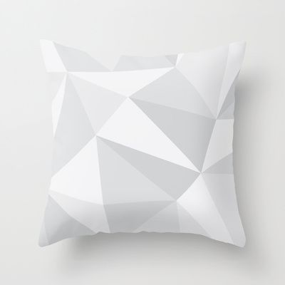 White+Deconstruction+Throw+Pillow+by+INDUR+-+$20.00