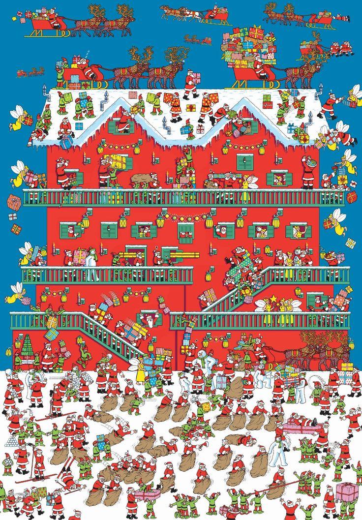 Waar is wally kerst