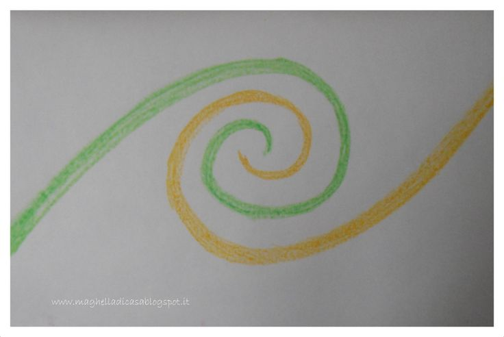 Waldorf ~ 1st grade ~ Form Drawing