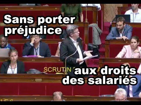 Le journal de BORIS VICTOR : MA FRANCE INSOUMISE  -    ...SANS PORTER PRÉJUDICE...