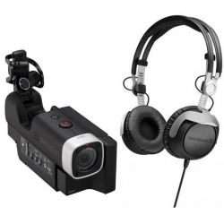 A Guide to Choosing Q4 Handy Video Recorder, Full HD 1080p/30 Video, 2.0 LCD Screen, Built-In X/Y Mic, Outboard Audio Controls - Bundle With Beyerdynamic DT 1350 Closed Supra-Aural Dynamic Headphone
