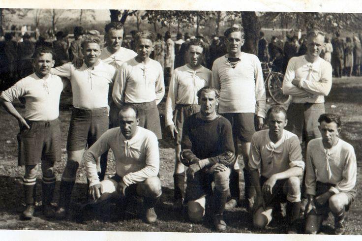 rok 1946 chotěšovští fotbalisti