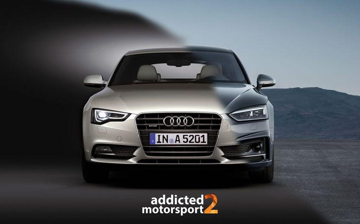 Evolution: Der neue Audi A5 im Vergleich mit seinem Vorgänger | addicted to motorsport
