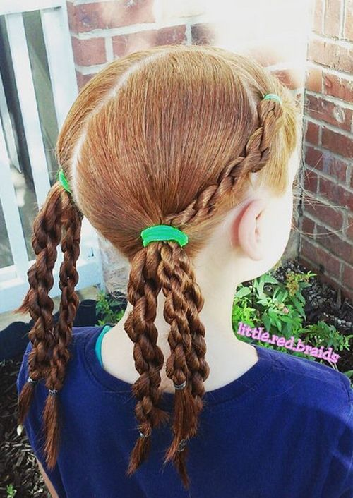 twisted+braids+in+pigtails+girls+hairstyle