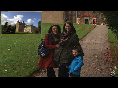 Ghost Appears in Family Photo? | Coast to Coast AM