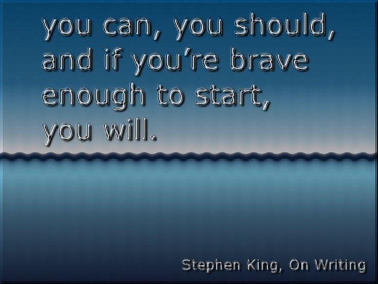 7. être #Brave - 7 citations #autonomisation pour suralimenter #votre journée... → #Inspiration