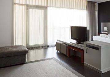 Contamos con todos los servicios para que te sientas como en casa.  http://www.ilunionatrium.com/