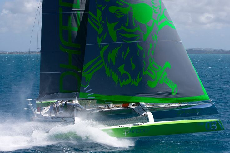 She did it!! Phaedo 3 has blasted the previous RORC600 record for mulitihulls to smithereens! What a majestic yacht! Fantastic News! A massive congratulations to Mr Lloyd Thornburg and also to all the crew on board from @RSBRigging Solutions  http://caribbean600.rorc.org/News-2015/newsflash-phaedo3-breaks-rorc-caribbean-600-multihull-record.html  www.rsb-rigging.com #rigginginpalma