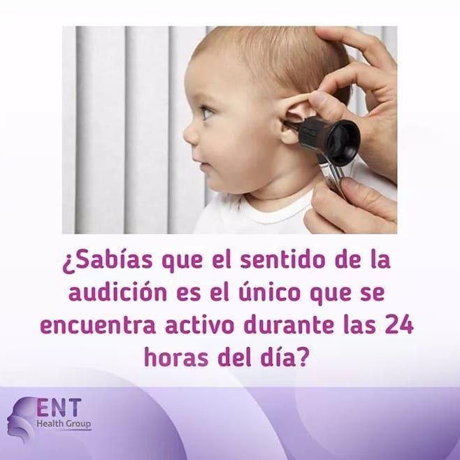 ¿Sabías que el sentido de la audición es el único que se encuentra activo du …  – Health