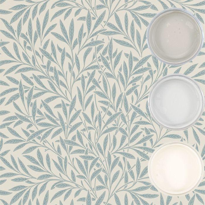 Tapet - Willow - Inspiration: Auro ekologisk färg och ytbehandling