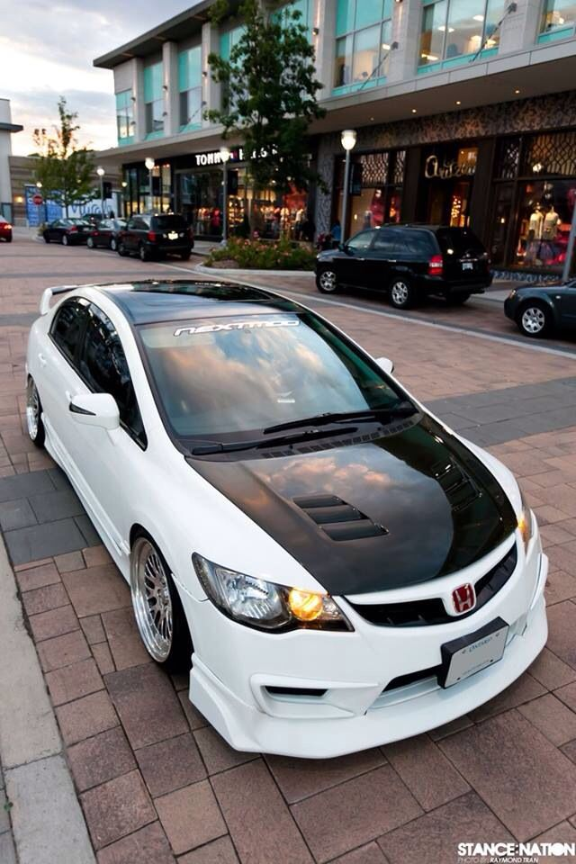 If This Thing Right Here Doesnu0026 Make All You Honda Owners Proud Then We  Honestly Donu0026 Know What Will. This Wonderful Acura Honda Civic CSX S Type R  Belong