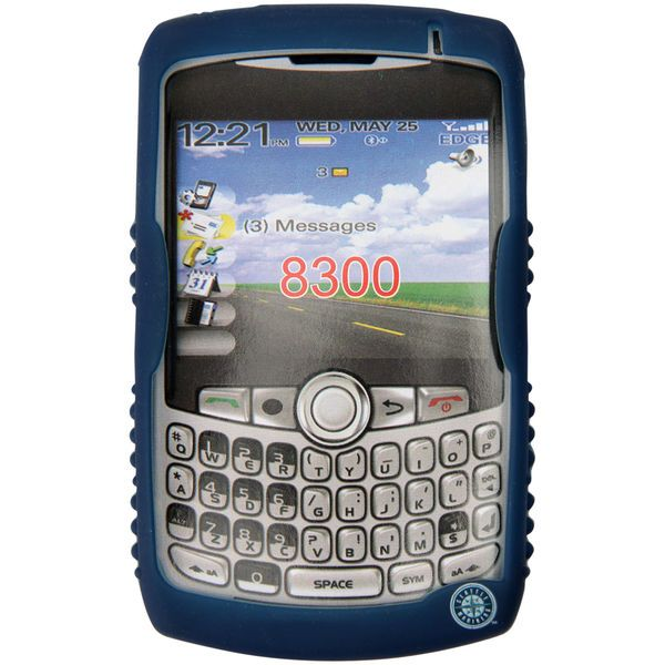 Seattle Mariners BlackBerry Curve Cashmere Silicone Case - Royal - $29.99