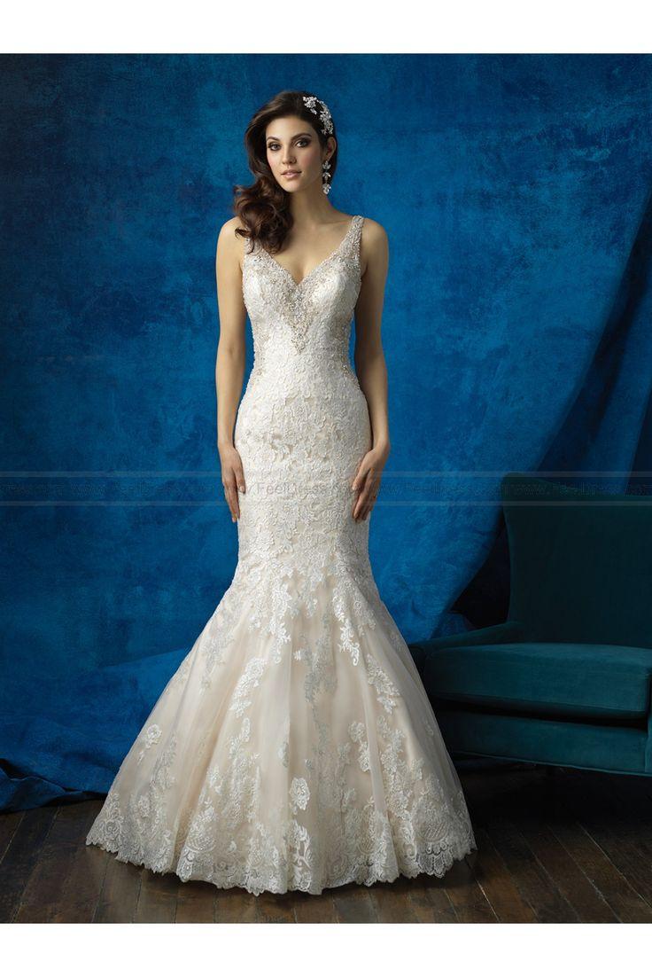 8 best Allure Bridals images on Pinterest | Wedding frocks, Short ...