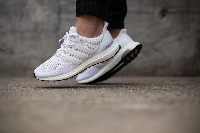 Adidas Ultra Boost Triple White Womens