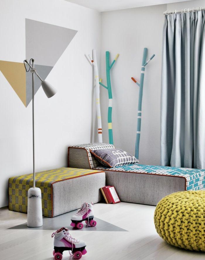 die besten 25 blickdichte gardinen ideen auf pinterest. Black Bedroom Furniture Sets. Home Design Ideas