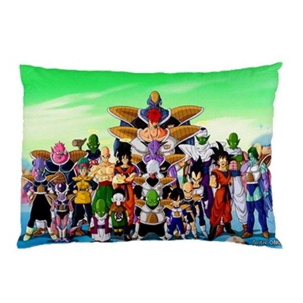dragon ball z Rectangle Pillow Cases comfortable to sleep code ME1118