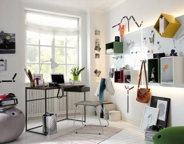 52 best modern homeoffice images on pinterest desks berlin apartment and boconcept. Black Bedroom Furniture Sets. Home Design Ideas