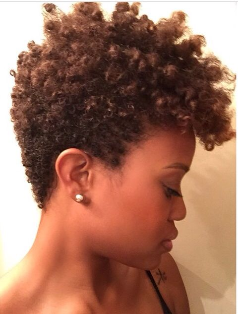 Tapered twa. Natural hair
