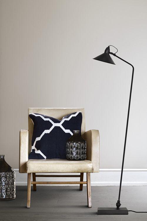 Nos encanta el cojín de Blanco & negro de Olsson& Jensen