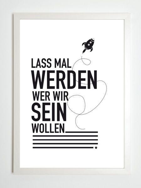 Drucke , Sprüche, Druck,Spruch,Plakat von Kaltenbach´s Töchter Drucke, Sprüche auf DaWanda.com