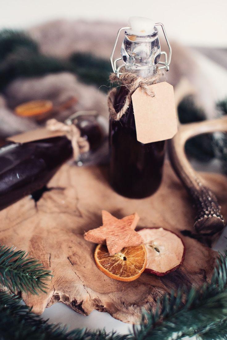 Lebkuchensirup // DIY Weihnachtsgeschenke