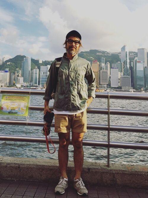 YosaKugino|JOURNAL STANDARDのパンツを使ったコーディネートWEAR