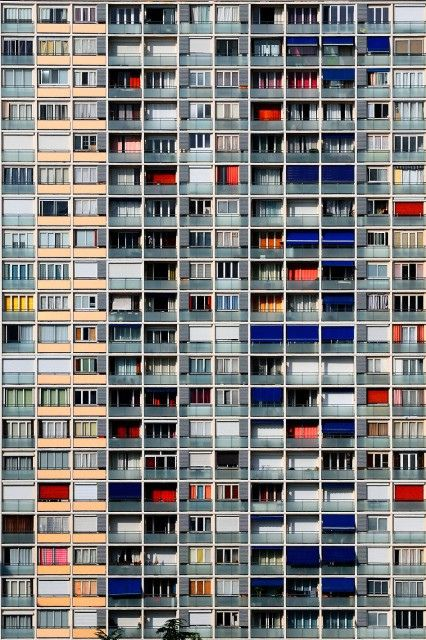 by Kala___, via Flickr. A total lack of creativity. Pigeon holes for people. Yuk!