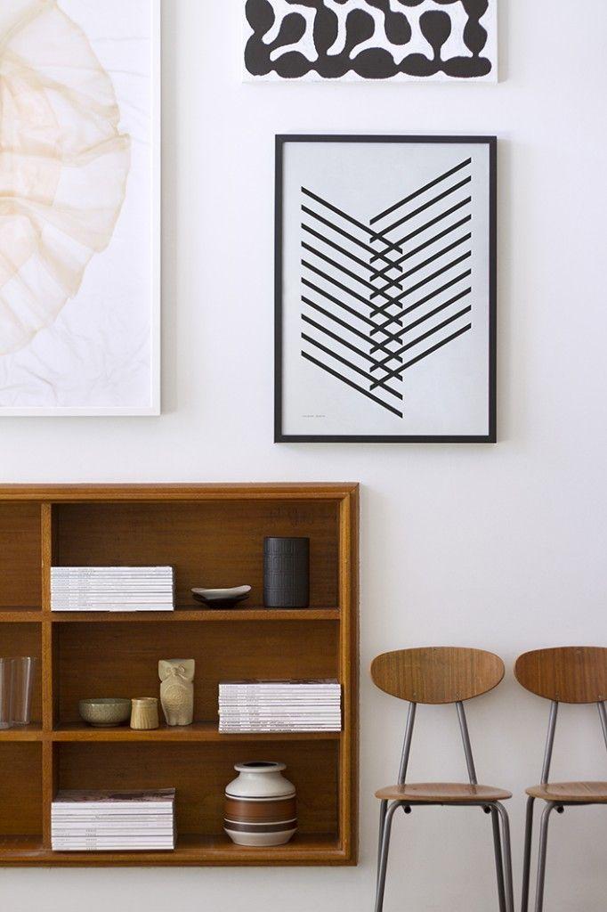 #Prints to suit Modernist & Mid Century #interiors