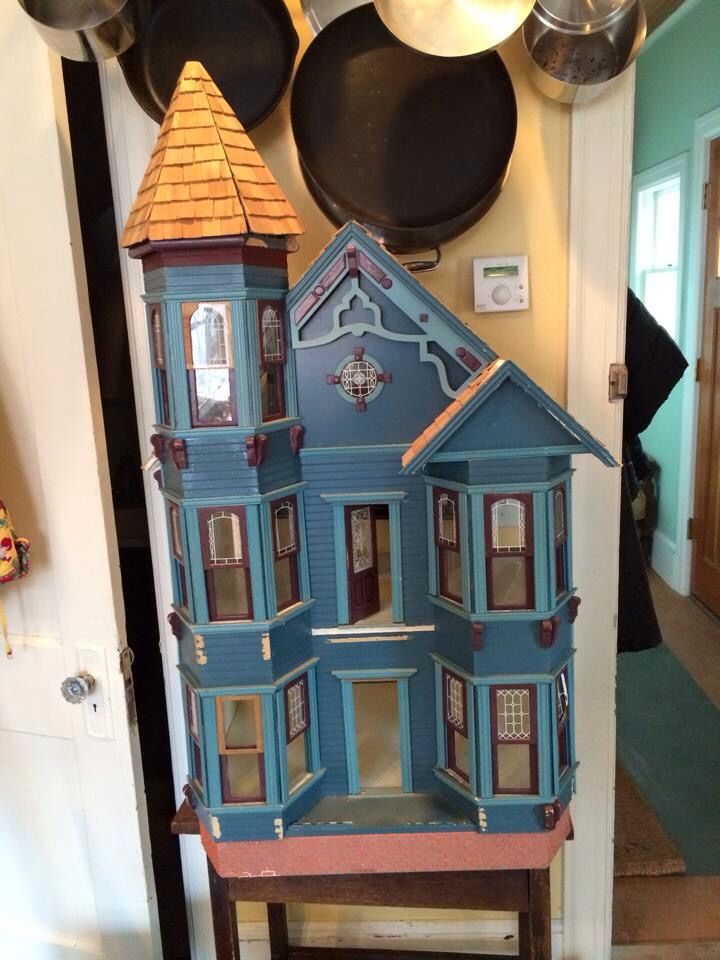 used toy houses