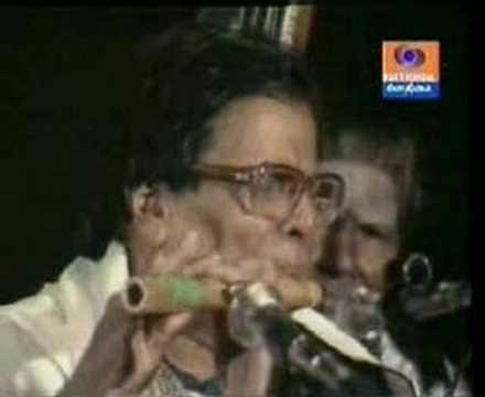T.R.Mahalingam - Carnatic Flute - part2