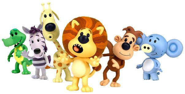 Raa Raa The Noisy Lion | Mackinnon & Saunders Ltd. - Puppet Making and Animation Production