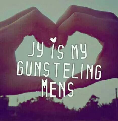 Gunstelling Mens