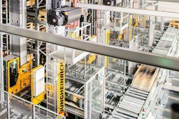 Jungheinrich rüstet Distributionszentrum von Ikea Russland aus - http://www.logistik-express.com/jungheinrich-ruestet-distributionszentrum-von-ikea-russland-aus/