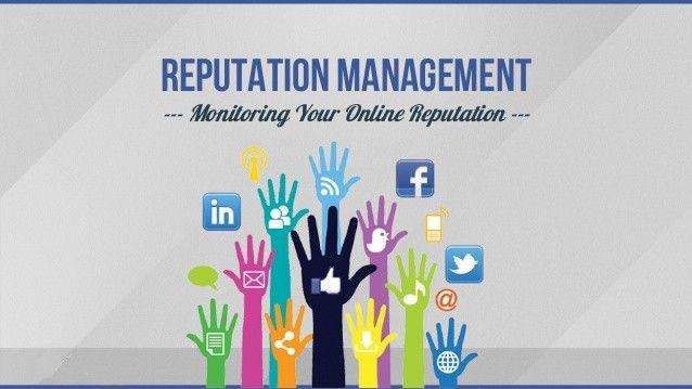 Importance of Online #ReputationManagement Services