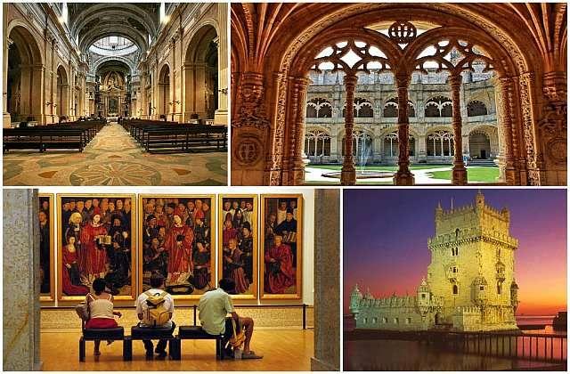 No primeiro domingo de cada mês, é possível entrar sem pagar em museus, palácios, conventos e outros locais históricos geridos pelo Estado (IGESPAR). Aqui ficam cinco sugestões de visitas fantásticas,