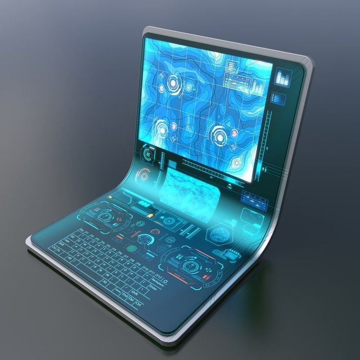 3ds max laptop hologram #Gadgetsforhome