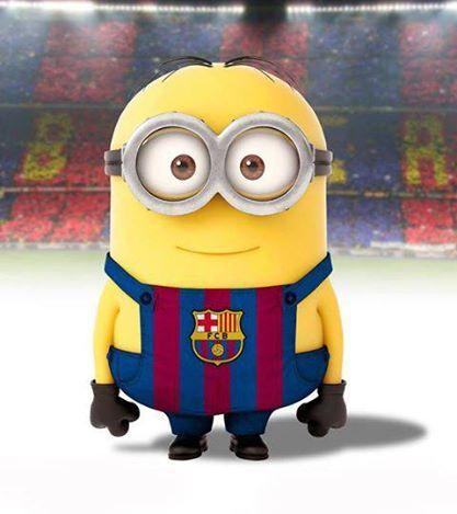 Minions Barcelona