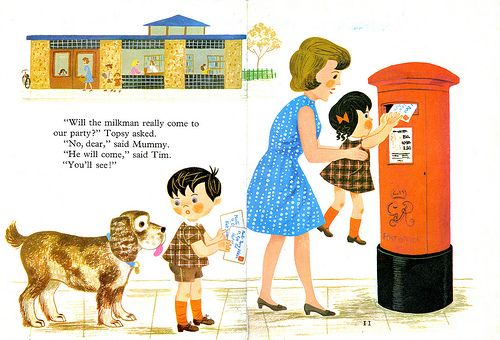 Topsy and Tim's Birthday Party