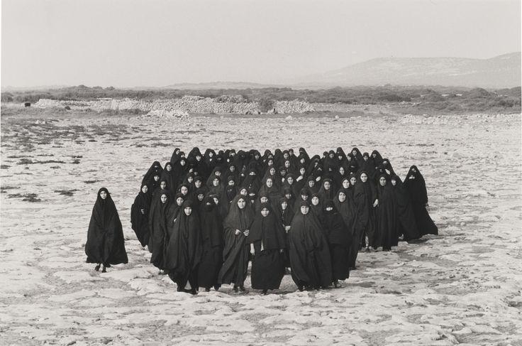 """Shirin Neshat RAPTURE"""" SERIES"""