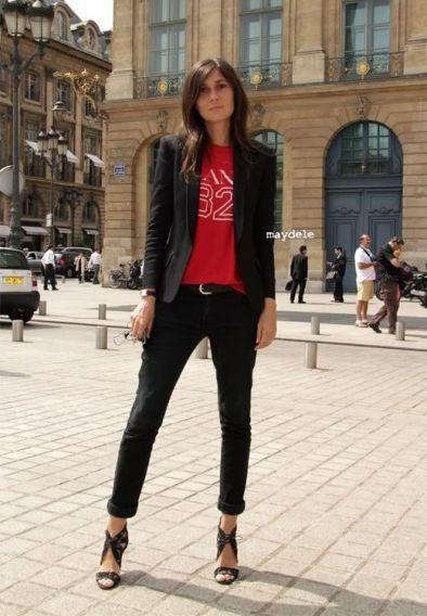 Французский стиль: Эммануэль Альт | Stilouette Услуги стилиста онлайн, в Германии и во Франкфурте