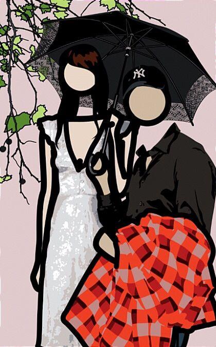 Pop art - Julian Opie
